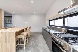 Cocinas de estilo minimalista por La Desarrolladora