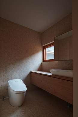 modern Bathroom by 一級建築士事務所 こより