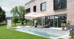Projekty,  Basen zaprojektowane przez Unica Architektur AG