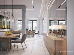 ห้องทานข้าว by LK&Projekt GmbH