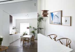 eclectische Keuken door Fabio Azzolina Architetto
