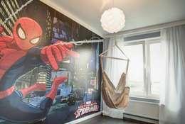 minimalistic Nursery/kid's room by Perfect Space