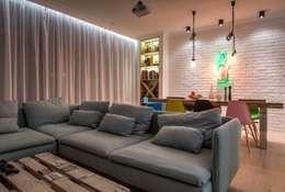 Salas de estilo moderno por Perfect Space