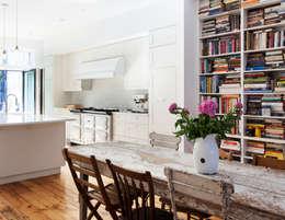 modern Kitchen by Lorraine Bonaventura Architect