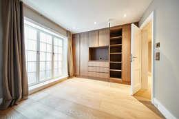 Salon de style de style Moderne par SALLIER WOHNEN SYLT