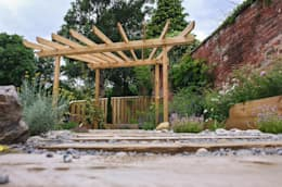 modern Garden by Yorkshire Gardens