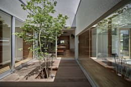 庭院 by toki Architect design office