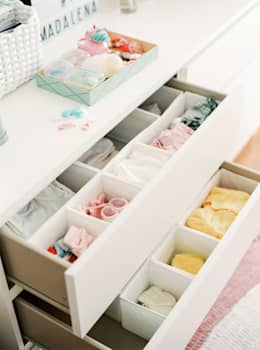 modern Nursery/kid's room by In&Out