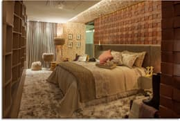 Dormitorios de estilo moderno por Duailibe Arquitetura