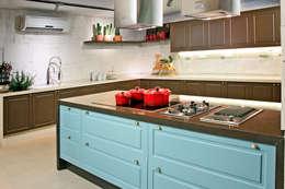Cozinha da Casa: Cozinhas clássicas por Duailibe Arquitetura