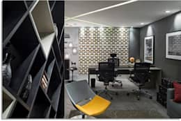 Espacios comerciales de estilo  por Duailibe Arquitetura