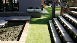 modern Garden by Gorgeous Gardens