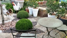 Rietfontein: mediterranean Garden by Gorgeous Gardens