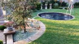 Waterkloof: modern Pool by Gorgeous Gardens