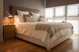 moderne Schlafzimmer von Estibaliz Martín Interiorismo
