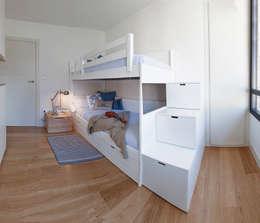 moderne Kinderzimmer von Estibaliz Martín Interiorismo