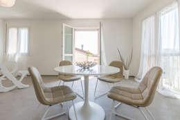 modern Dining room تنفيذ Mirna.C Homestaging