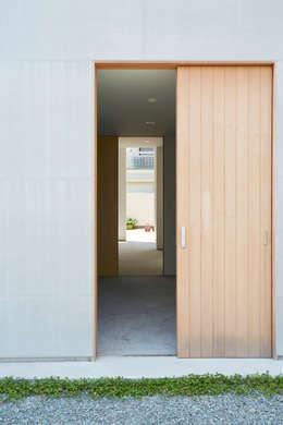 窗 by 松浦荘太建築設計事務所
