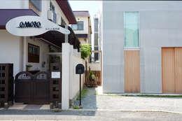 房子 by 松浦荘太建築設計事務所