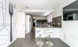 mediterrane Keuken door 08023 Architects