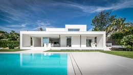 08023 Architects: akdeniz tarzı tarz Evler