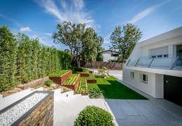 حديقة تنفيذ 08023 Architects