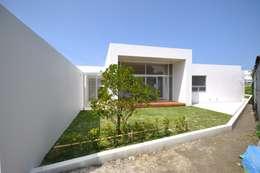 庭院 by 門一級建築士事務所