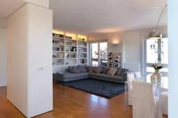 minimalistic Living room by studio ferlazzo natoli