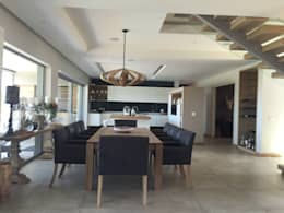 Simbithi Eco Estate: modern Dining room by Margaret Berichon Design