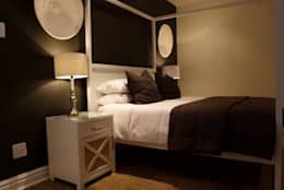Boutique Hotel:  Hotels by Margaret Berichon Design
