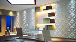 Walls & flooring by A EXCLUSIVA - Sustainable Buildings Materials