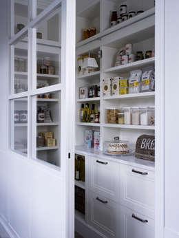 Cozinhas rústicas por DEULONDER arquitectura domestica