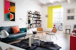 scandinavian Living room by Egue y Seta