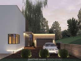 Дом с видом на озеро: Дома в . Автор – Dmitriy Khanin