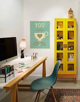 modern Study/office by Pixers