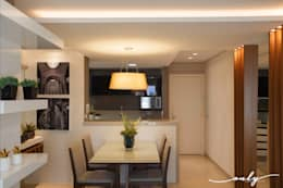 modern Dining room by Only Design de Interiores