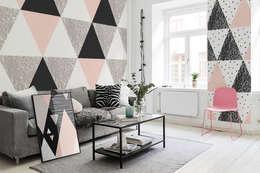 Salon de style de style eclectique par Pixers