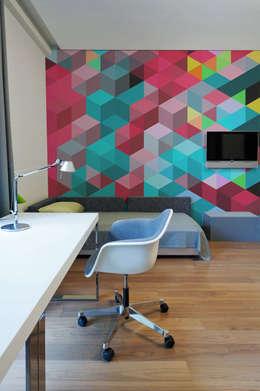 Bureau de style de style Moderne par Pixers