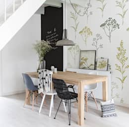 scandinavian Dining room by Pixers