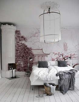 asian Bedroom by Pixers