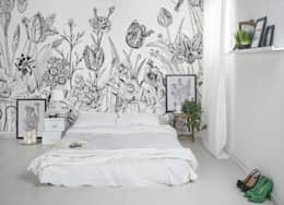 rustic Bedroom by Pixers