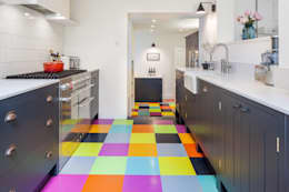 scandinavian Kitchen by deDraft Ltd