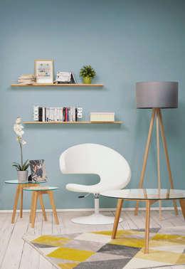 Décoration de salon style scandinave: Salon de style de style Scandinave par Alterego Design