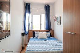 Cuartos de estilo mediterraneo por custom casa home staging