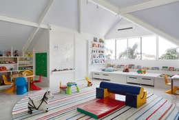 غرفة الاطفال تنفيذ Amanda Miranda Arquitetura