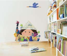غرفة الاطفال تنفيذ Pixers