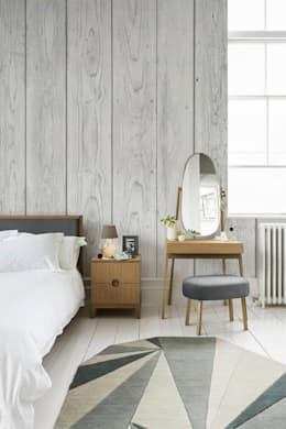 scandinavian Bedroom by Pixers