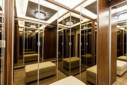 modern Dressing room by Designer de Interiores e Paisagista Iara Kílaris