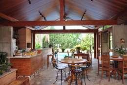 canatelli arquitetura e design:  tarz Teras