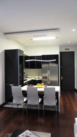廚房 by ARTEKTURE S.A.S